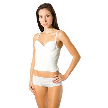 Dámská košilka Antonietta - bílá - 80B-L/bílá
