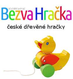 Kvalitní české dřevěné hračky firmy Bino